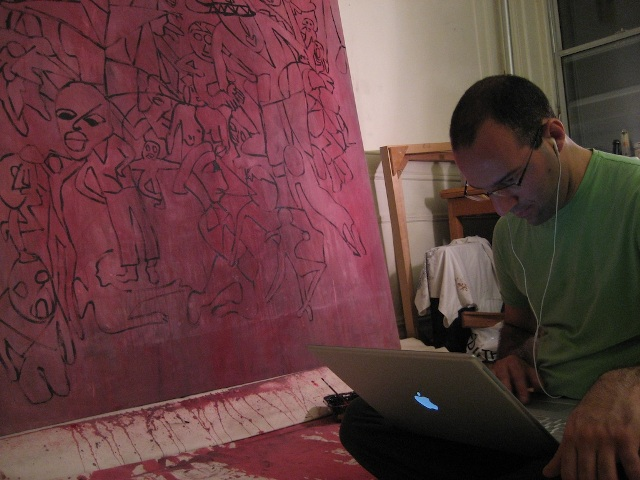 "NEW YORK 2007 ""mattal studio"""
