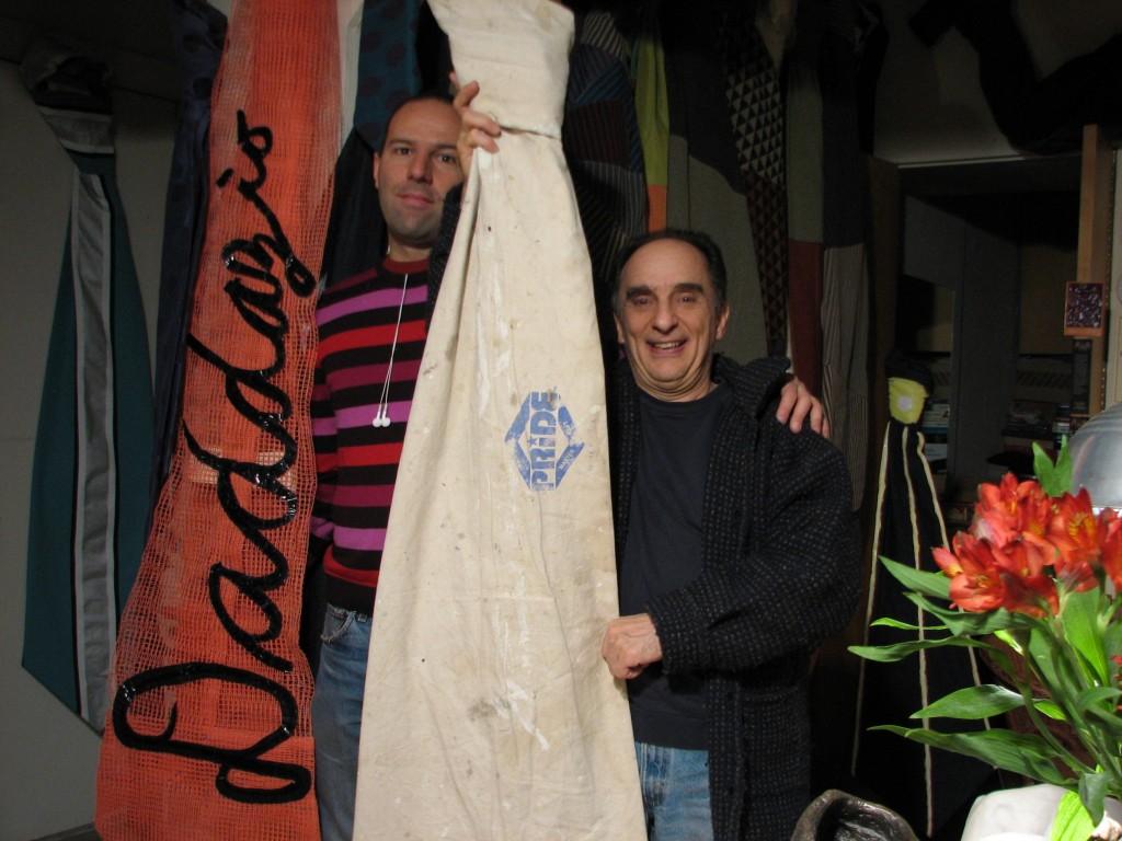 """Nick Daddazio & Claudio Arezzo di Trifiletti """"N.Y. 2007"""""""