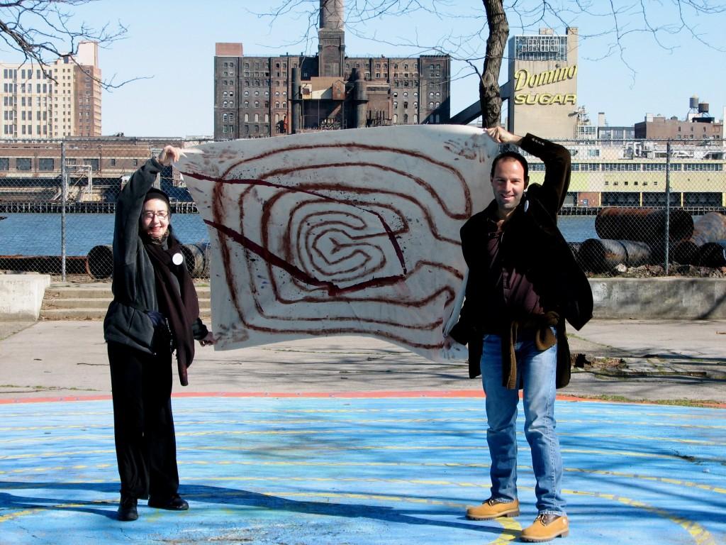 """Diana Carulli & Claudio Arezzo di Trifiletti """"N.Y.2007"""""""