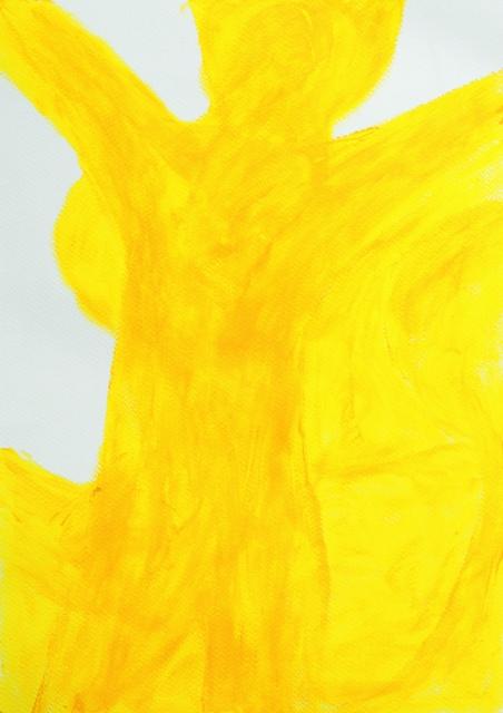 bianco e giallo