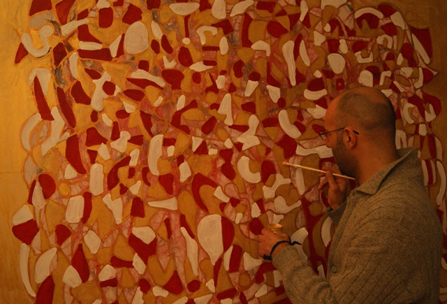 contemporary italian artist