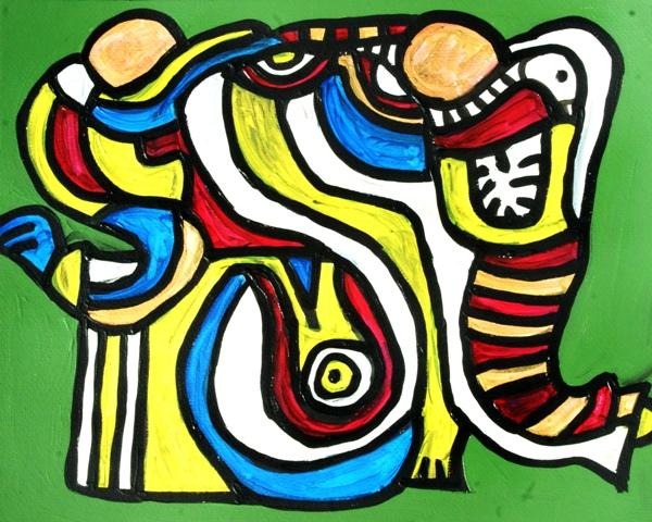 conceptual artist