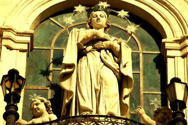 Piazza San Francesco Catania