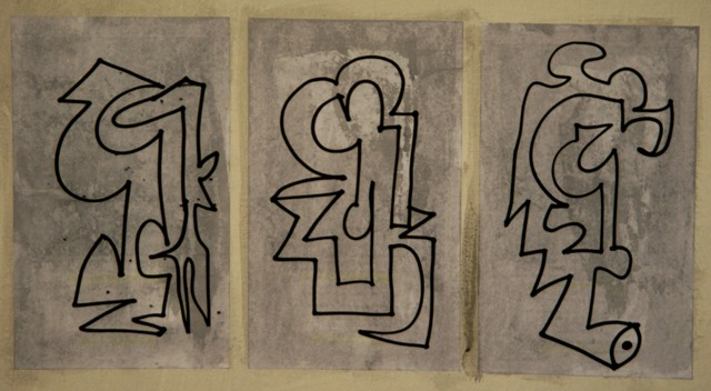 arte involontaria mezzanine living