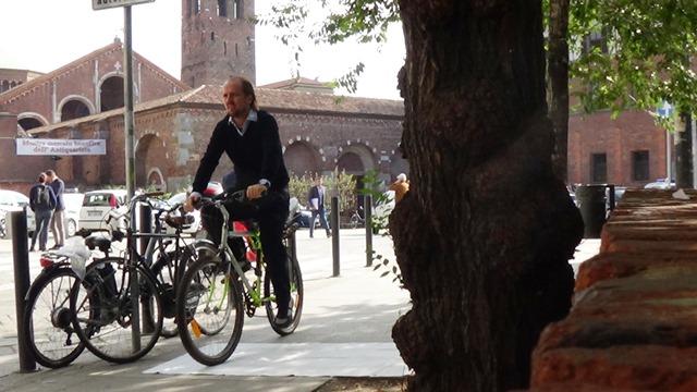 Via San Vittore Basilica di Sant'Ambrogio