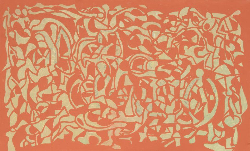 Painting Imprints Datemi Spazio Palazzo della Cultura Catania
