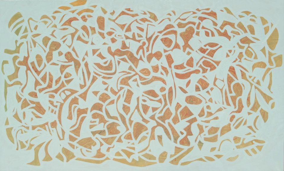 Painting Imprints Give Space Palazzo della Cultura Catania