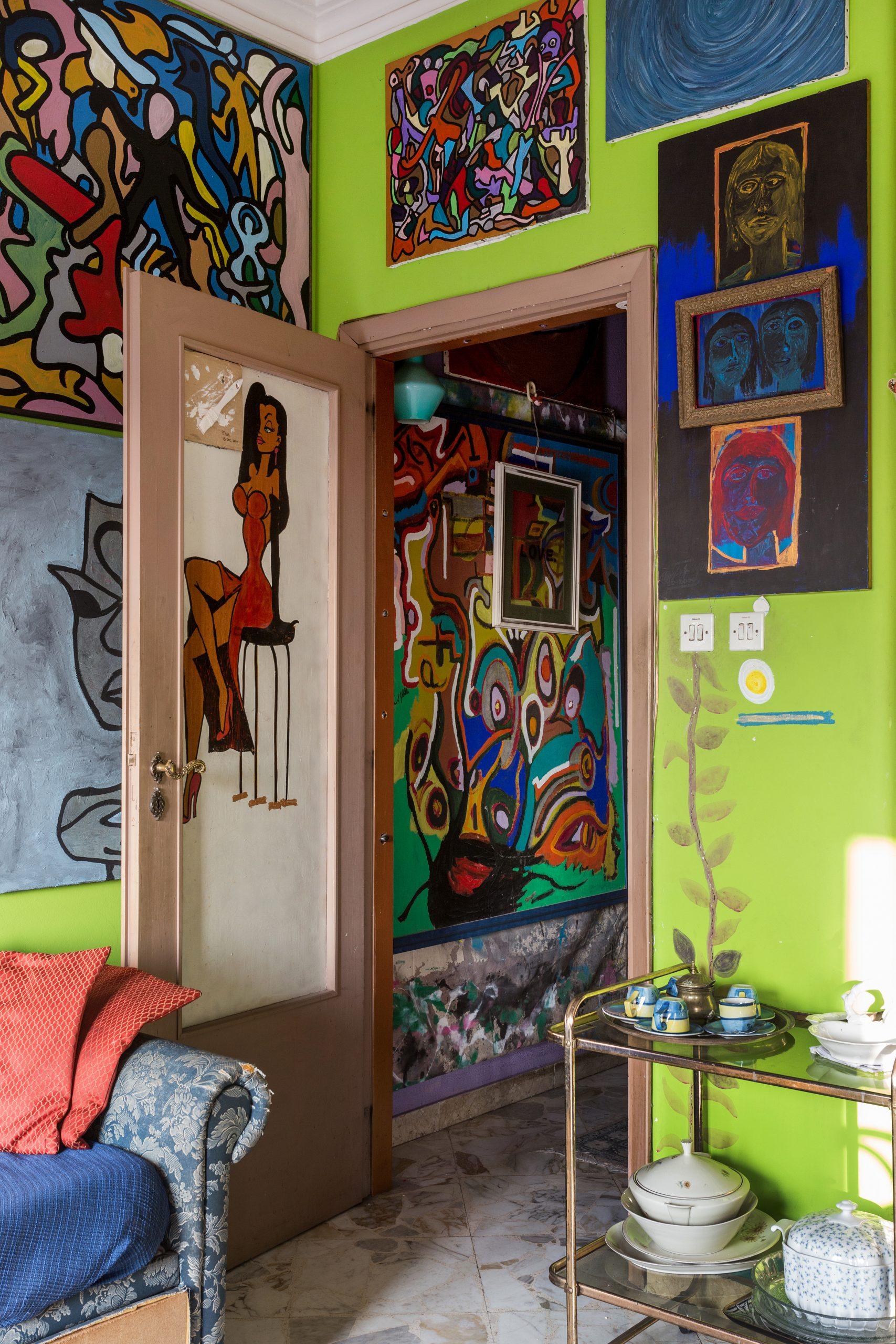 casa arte democratica