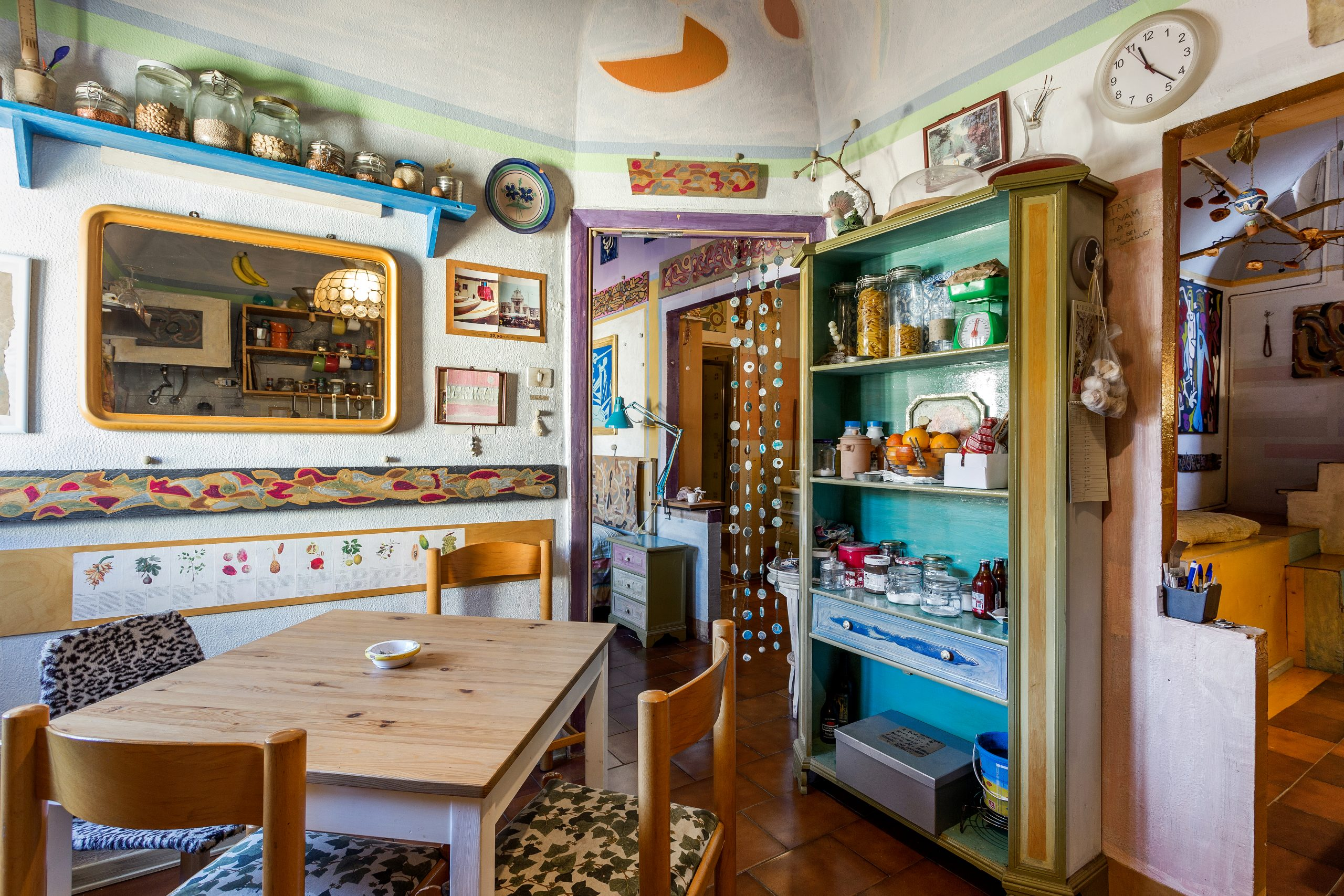 abstract conceptual artist