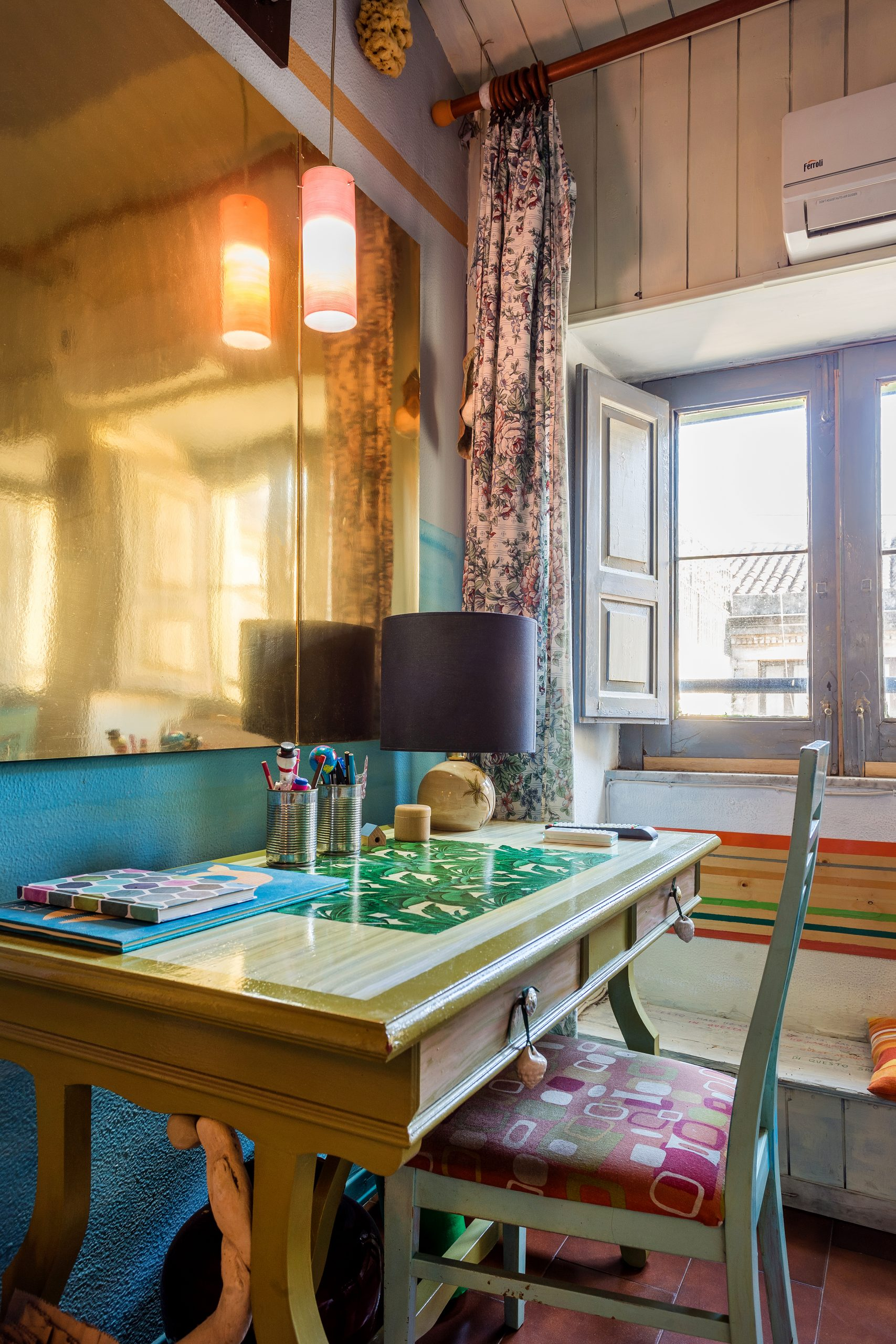 mezzanine living social house contemporary artist in catania