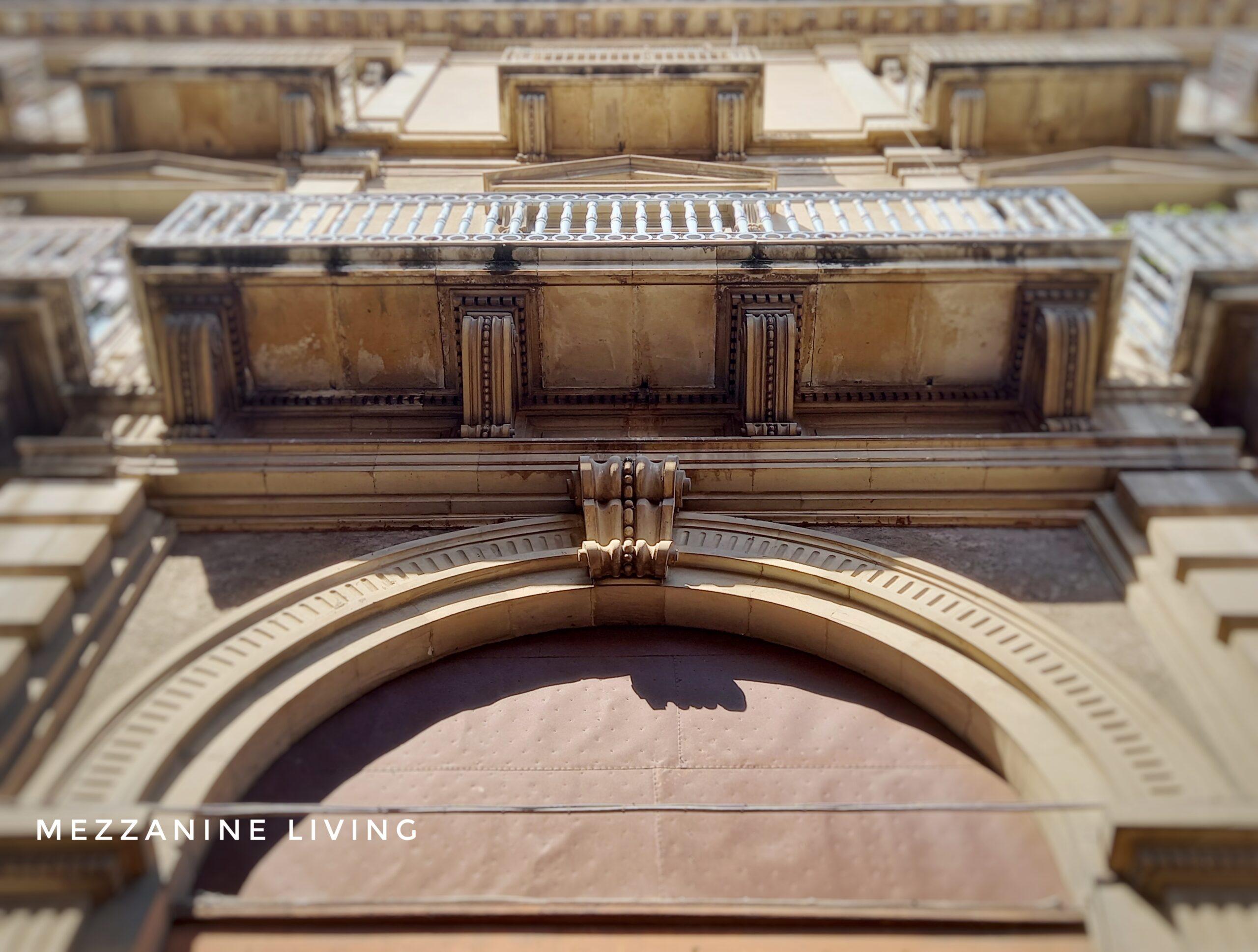 mezzanine living palazzo speciale catania