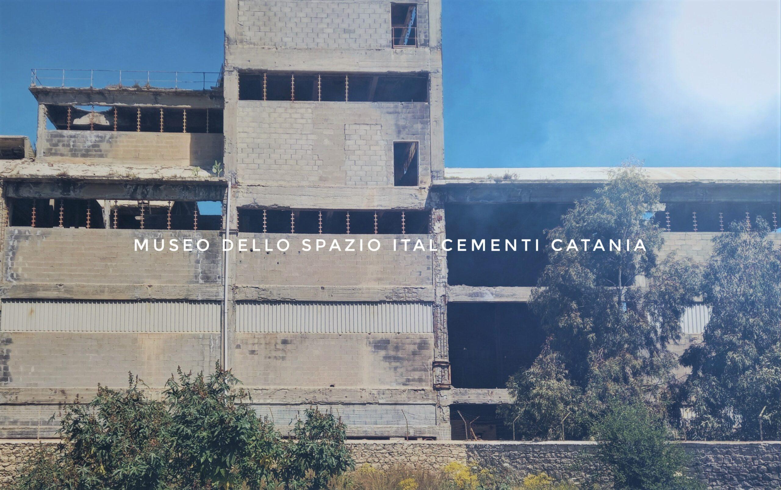 museo dello spazio italcementi catania