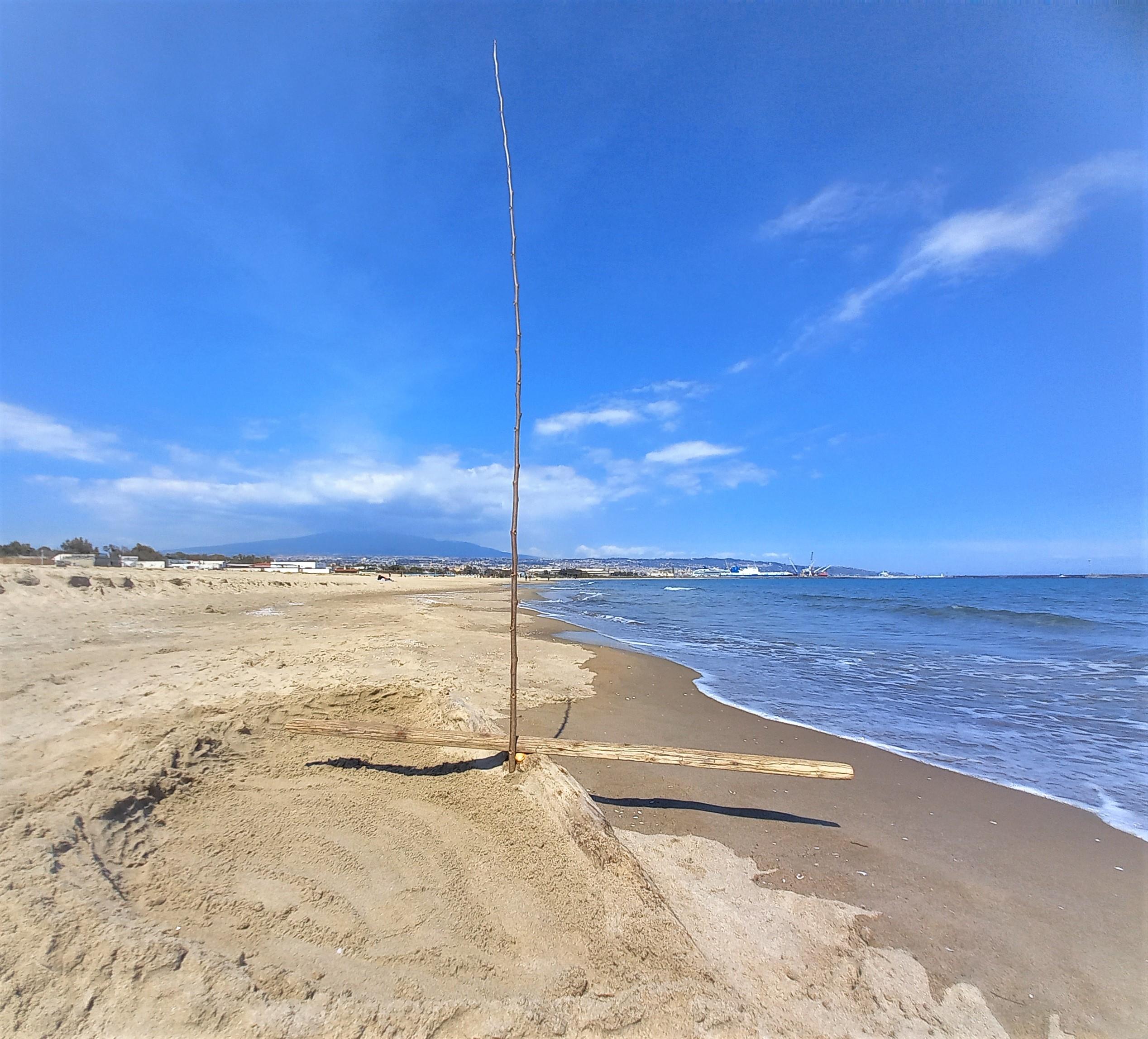 ora legale un metro quadrato di bosco museo del mare playa catania