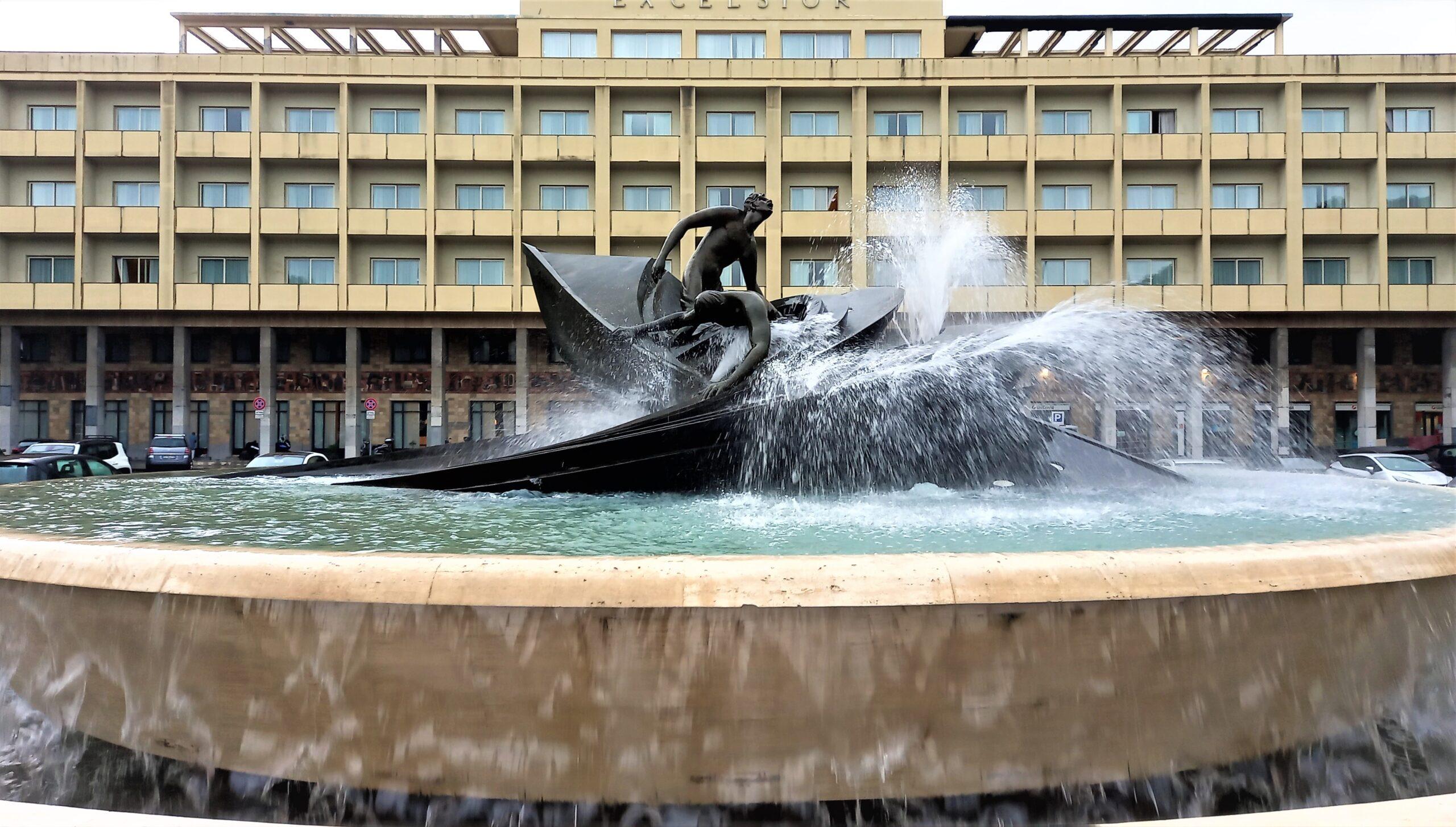 carmelo mendola fontana dei malavoglia piazza giovanni verga catania